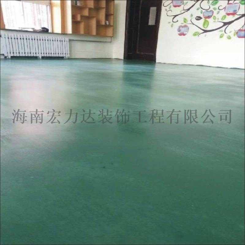 瓊海水泥自流平自流平地坪防腐蝕耐磨
