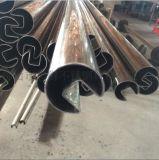 福州異型管材,不鏽鋼拉絲管,現貨316L不鏽鋼管