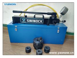 内蒙古煤矿液压螺母配套  压手动泵
