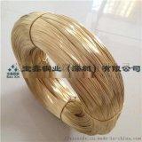 C3604黄铜线 精密黄铜线 环保无铅黄铜线
