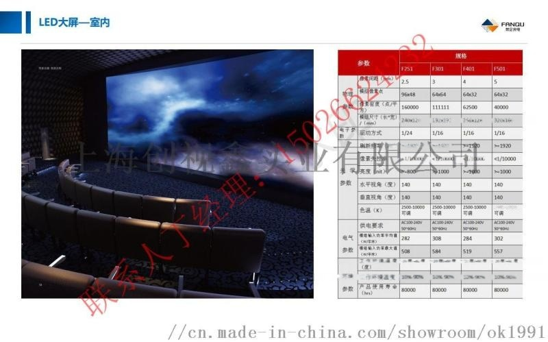 利亚德LED上海区域代理LED大屏梵企光电led
