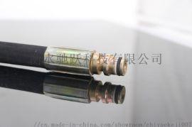 耐压黑色布纹橡胶管 耐压输水输油胶管 高压夹布胶管