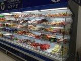 超市飲料酒水冷藏櫃 超市用風幕櫃