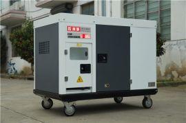 永磁静音35千瓦无刷柴油发电机