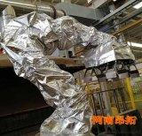abb焊接机器人防护服_耐高温防护罩使用工况