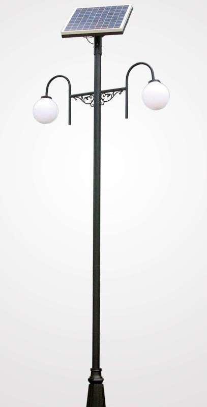 成都6m太阳能路灯现货四川海螺臂太阳能路灯