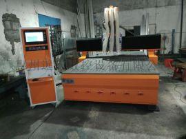 佛山铝型材打孔雕刻机