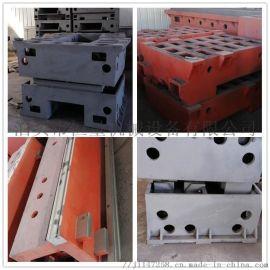 大型機牀鑄件數控機牀牀身鑄件灰鑄鐵件機牀工作臺