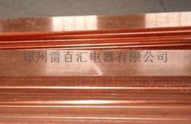 铜包钢扁钢 铜包钢接地材料 防雷接地系统