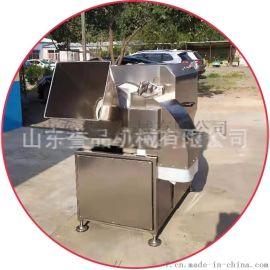 大型商用冻肉鲜肉切丁机器果蔬切丁机