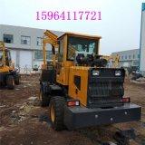 青海共和光伏打樁機 履帶鋼管壓樁機廠家