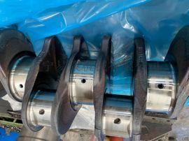 运梁车康明斯QSX15曲轴 X15发动机曲轴