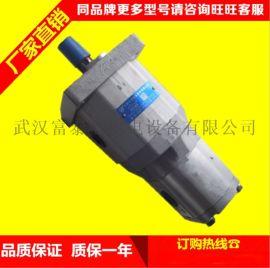 合肥长源液压齿轮泵CBHT-F310-平右(法兰)