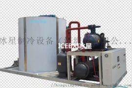 新疆全自动制冰机片冰机1吨-1000吨冰星厂家