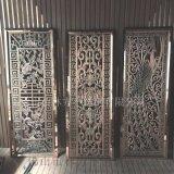 深圳高級酒店裝飾鋁雕屏風 青古銅鋁雕屏風 平雕屏風