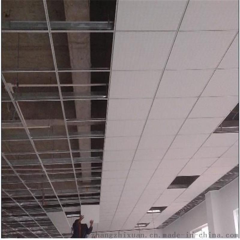 厂家生产硅酸钙穿孔吸音板 墙面隔音板