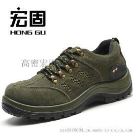 现货 登山款休闲 安全鞋 防护鞋防砸防刺穿 防滑耐酸碱耐油耐磨