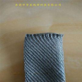 不鏽鋼纖維防靜電織帶 不鏽鋼纖維編織帶(遮罩、耐高溫、耐腐蝕、耐磨)廠家直銷