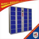 广东KH-C001智能电子存包柜  超市存物柜厂家