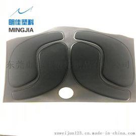 EVA异形加工 EVA冷热压制品 eva高发泡运动护具成型
