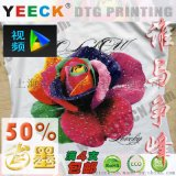 进口数码印花机T恤打印水性颜料墨水 1390高端纯棉纺织涂料墨水