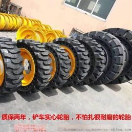 厂家直销台州路桥宁波叉车实心胎代理商批发