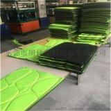 EVA熱壓成型 PE材料復合布料熱壓海綿冷壓