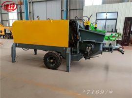 混凝土湿喷机&输送泵丶液压湿喷机