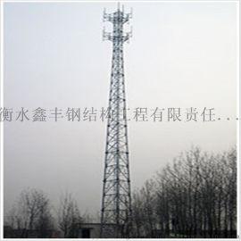 景县通讯微波塔