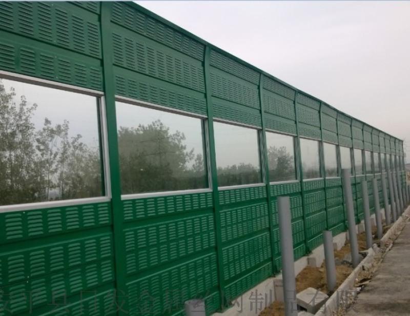 公路声屏障厂家、隔声屏障、公路隔音墙
