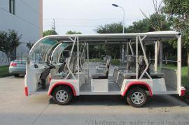 直供8座电动观光车,乡村旅游代步车,工厂接送参观车