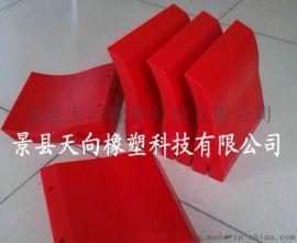 耐磨聚氨酯刮板刮条 矿用聚氨酯刮板