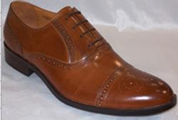 手工皮鞋(AL602-2B)