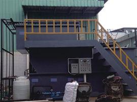 多用途一体化混凝沉淀设备高效率快速污水处理器