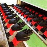 创美26米PVC劳保手套浸胶生产线