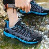 登山鞋溯溪鞋情侶透氣防滑戶外徒步涼鞋釣魚網紗靴