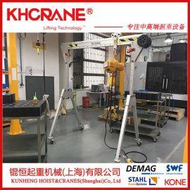 热销KBK环形轨道 小型门式起重机 龙门架行车起重机 KBK轨道