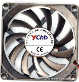 供应8010,DC12V散热风扇厂家