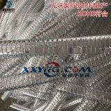 特价PVC透明钢丝增强软管, 耐酸碱耐油耐高压塑料软管内径19mm