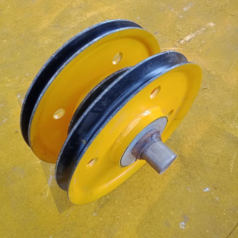 專業加工起重機動定滑輪組 5T-100T滑輪組