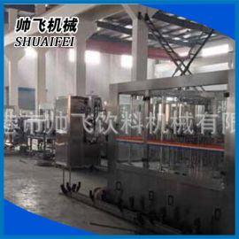 三合一灌装机24-24-8 液体自动灌装机