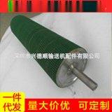 包膠滾筒廠家批發 深圳包膠滾筒 鍍鋅輥筒包膠 包膠輥筒直徑200