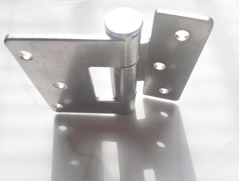l商家供应高质量 高品质【热销】 重型不锈钢合页铰链