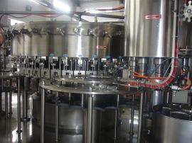 15000瓶每小时 40-40-12 等压灌装机 三合一碳酸饮料灌装机械
