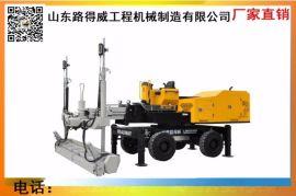 伸缩臂激光整平机RWJP31激光水泥摊铺机 路得威质量保证