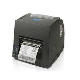 西铁城条码打印机 CLS621C水洗布打印机桌面标签机