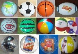 充气沙滩球PVC广告沙滩波