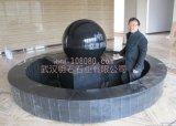 黑色風水球, 酒店大廳風水球