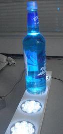 LED酒瓶展示架