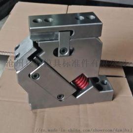 沧州冲压模具标准件,斜楔机构SACD下置式型号全